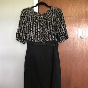 Trina Turk Work Dress Size 4